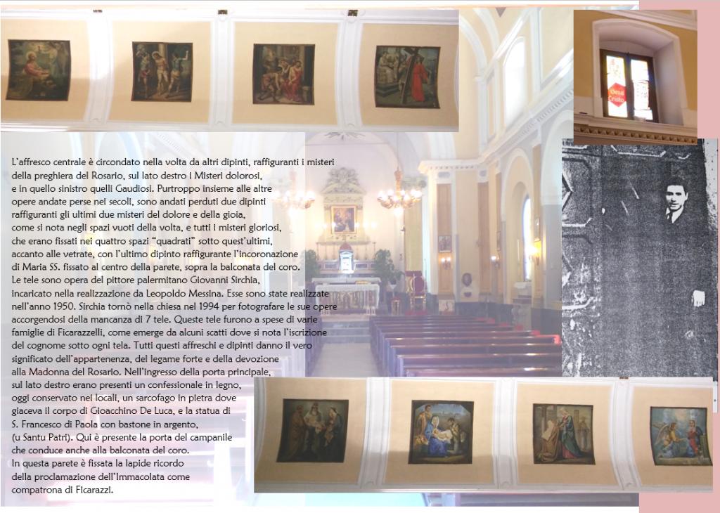 5 l'interno della chiesa