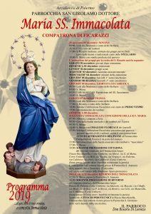 IMMACOLATA 2019 - Copia